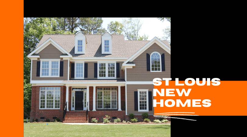 St Louis New Homes